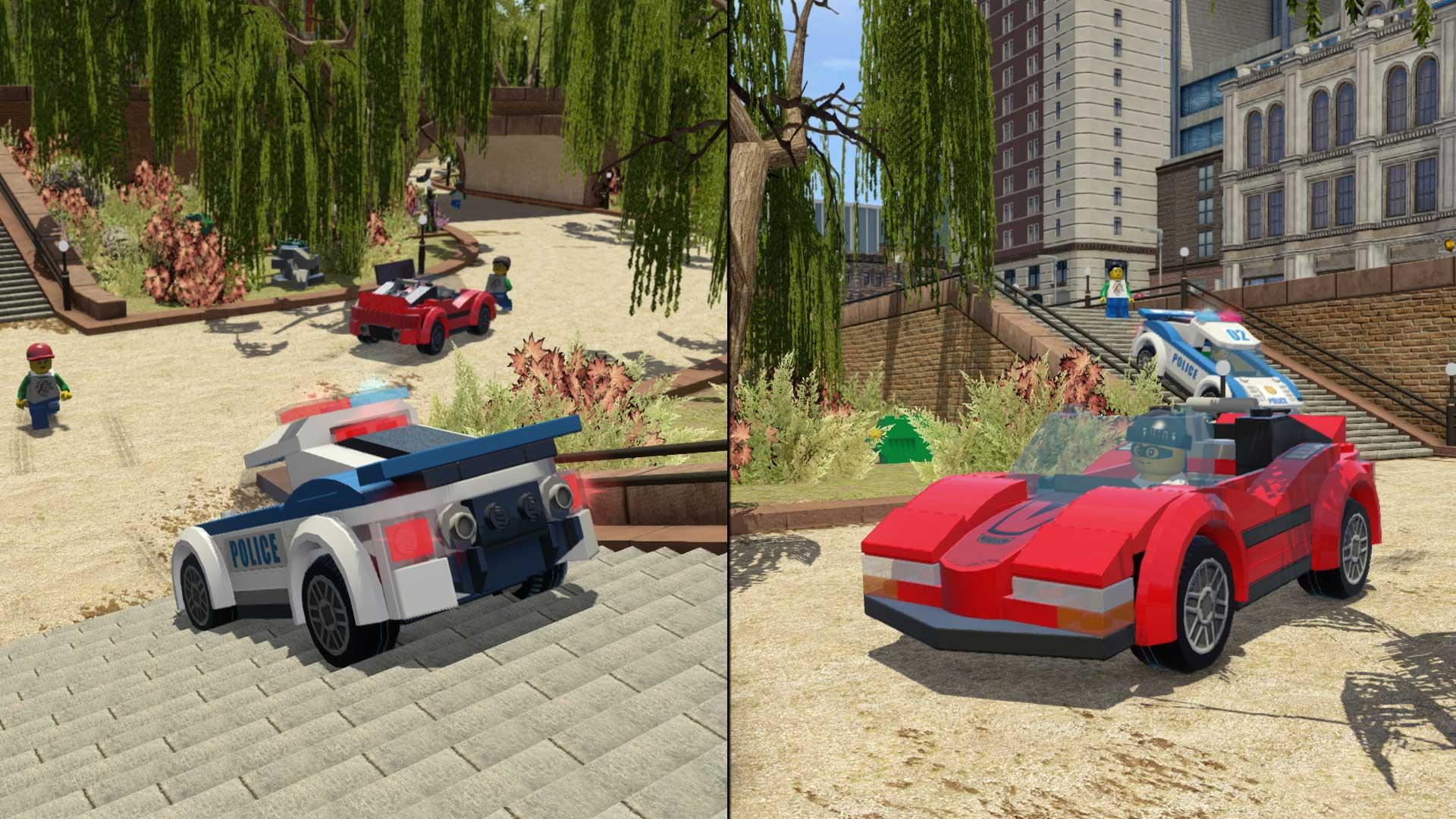 Скриншот №4 к LEGO CITY Undercover
