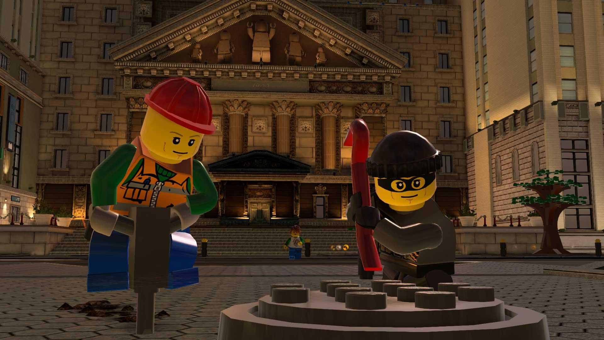 Скриншот №3 к LEGO CITY Undercover