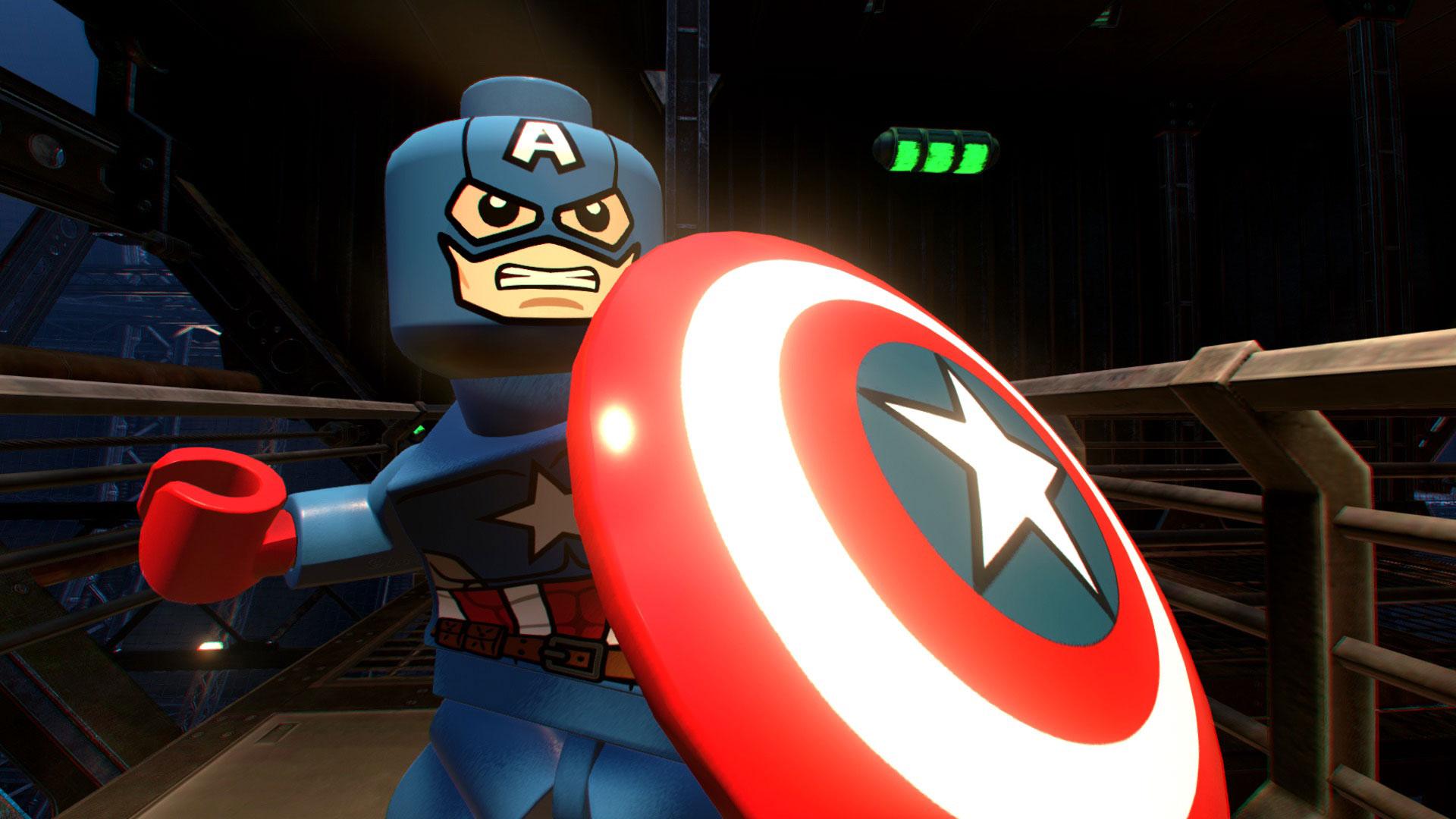 LEGO® Marvel Super Heroes 2 sur PS4 | PlayStation™Store ... Venus Agents Of Atlas