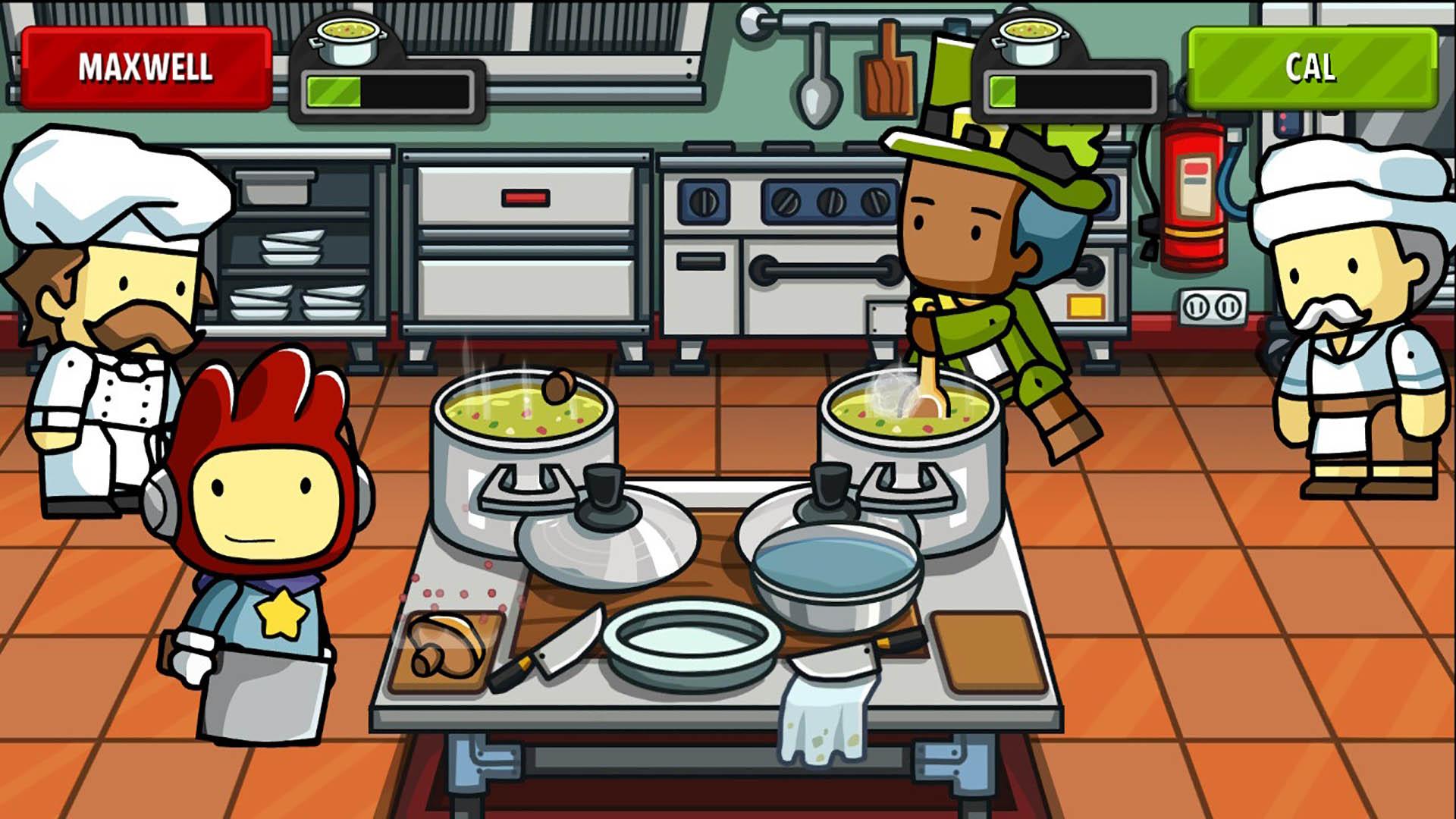 Scribblenauts Showdown скриншот 4