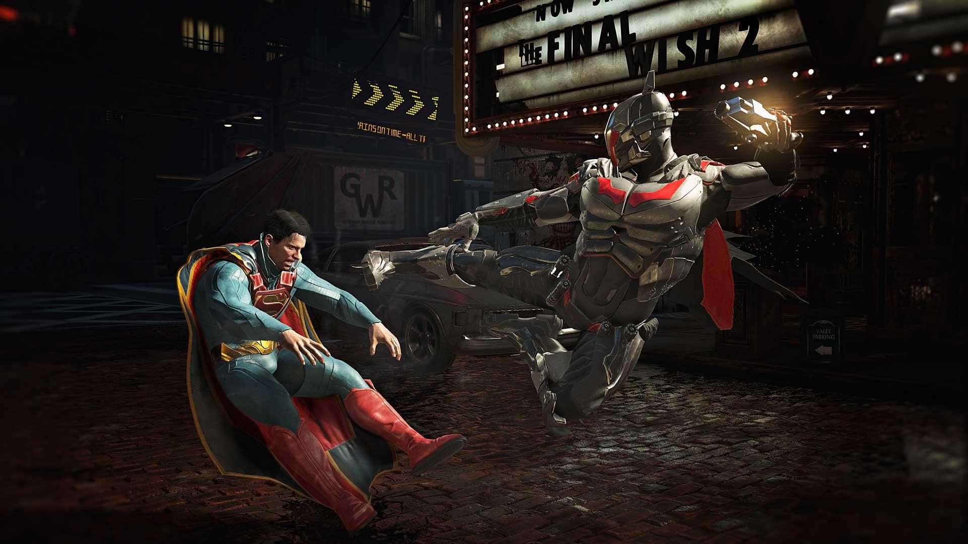 Скриншот №10 к Injustice 2 — легендарное издание
