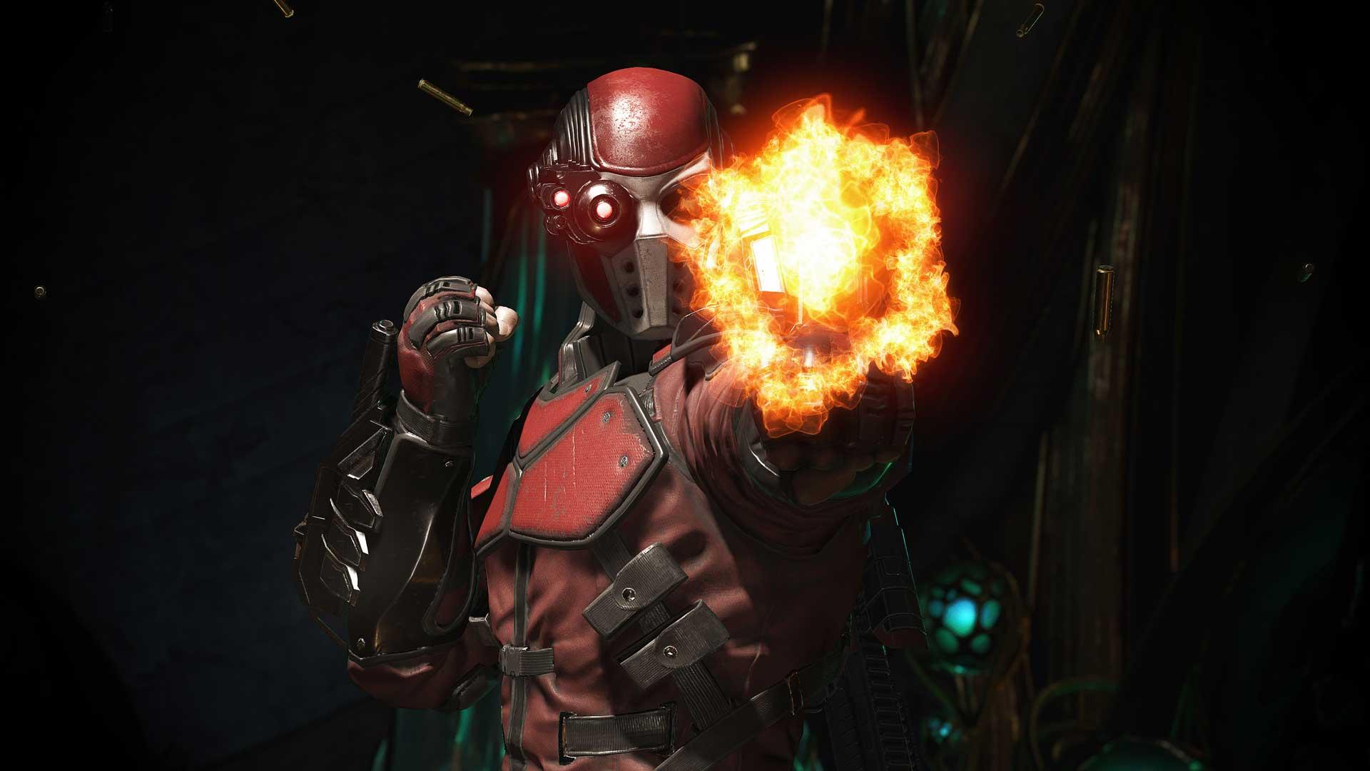Скриншот №4 к Injustice 2 — легендарное издание