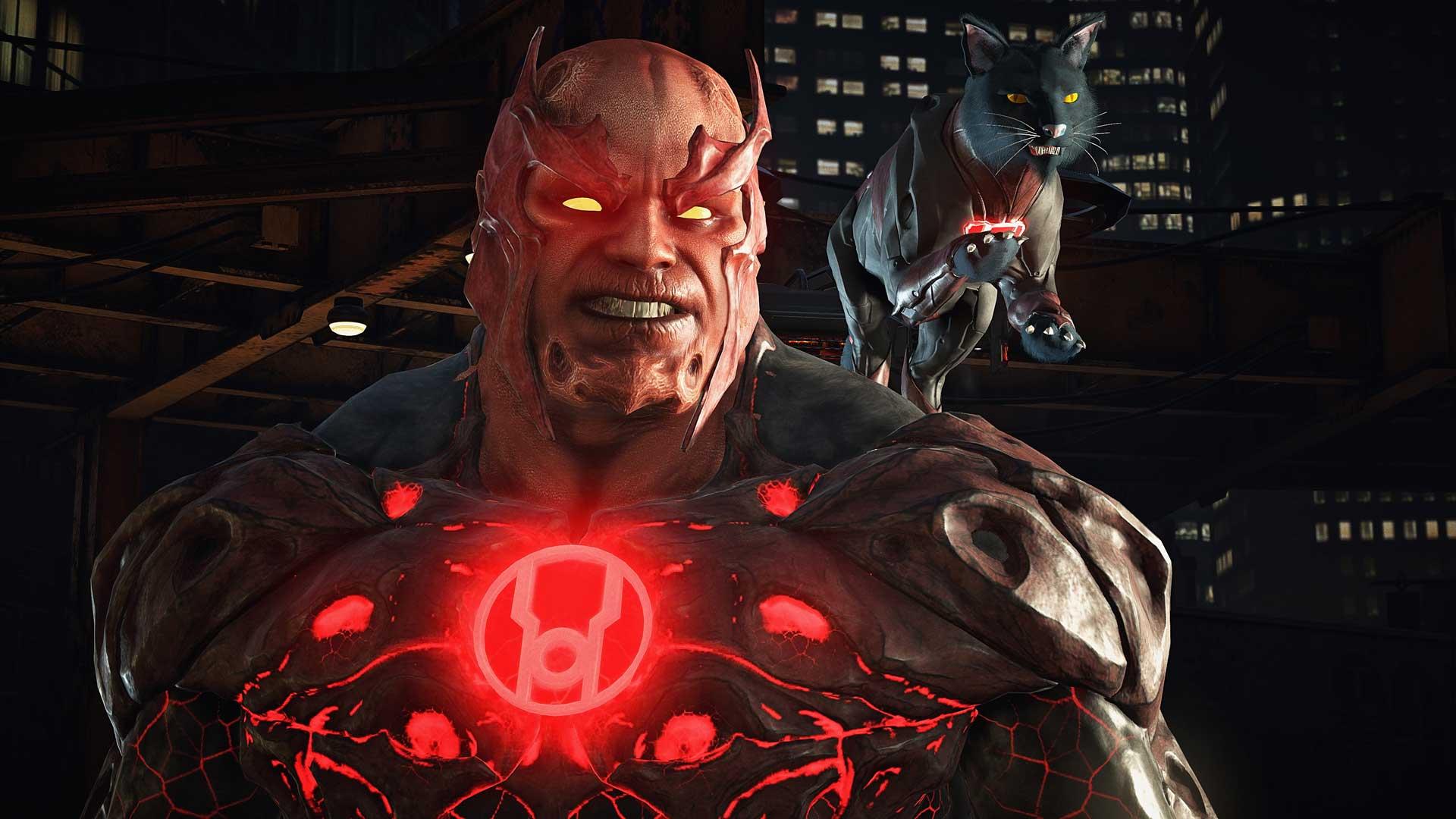 Скриншот №1 к Injustice 2 — легендарное издание