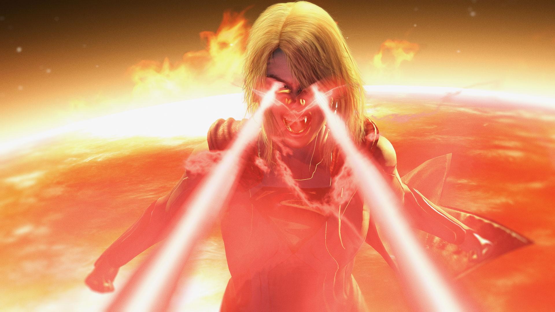 Скриншот №9 к Injustice 2 — легендарное издание