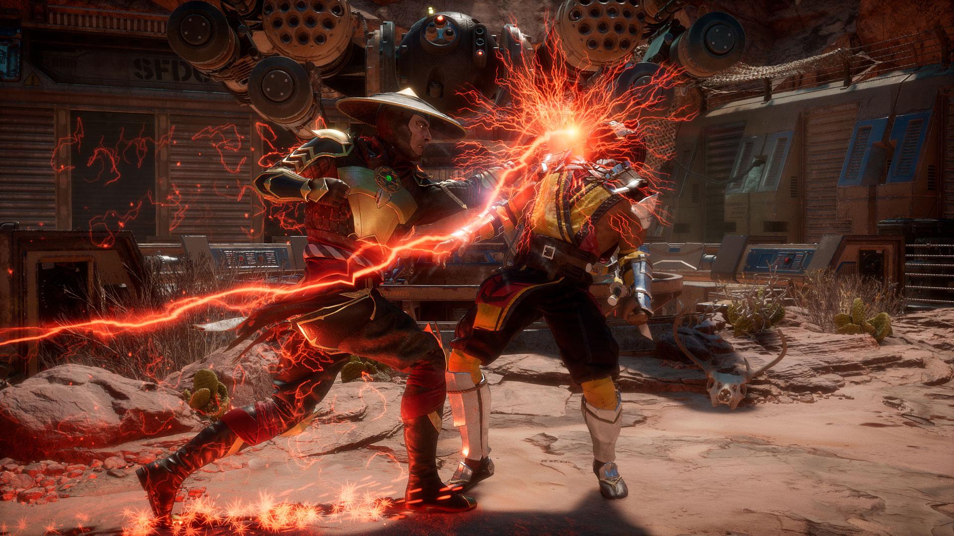 Прокат Mortal Kombat 11 на PS4