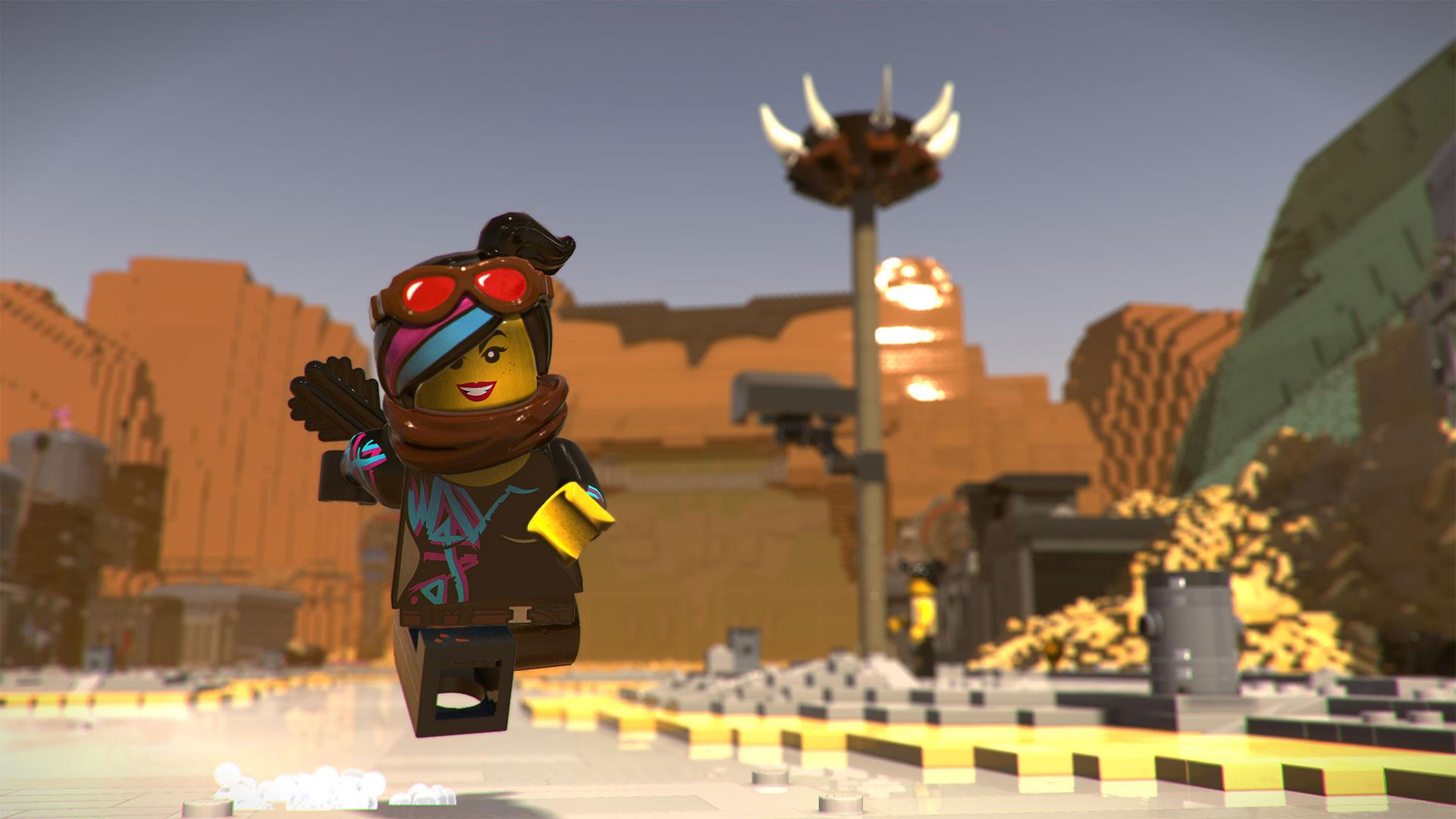 ЛЕГО: Игра по фильму 2 скриншот 2