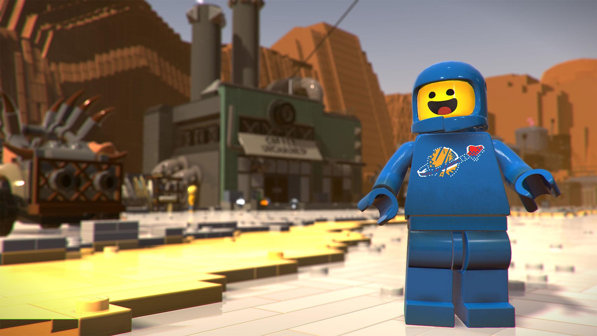 ЛЕГО: Игра по фильму 2 скриншот 4