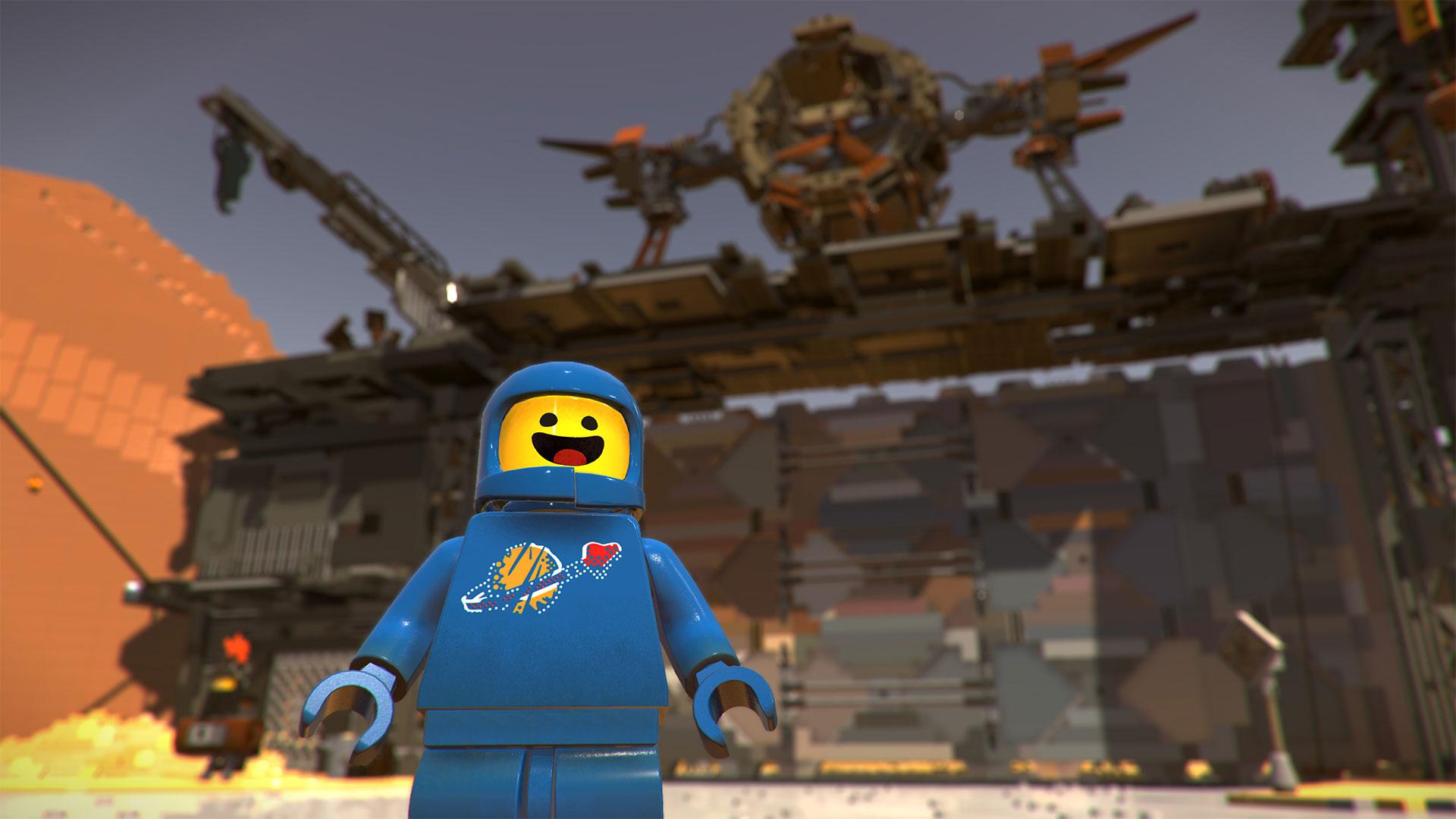 ЛЕГО: Игра по фильму 2 скриншот 3