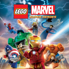 LEGO® Marvel: Супегерои