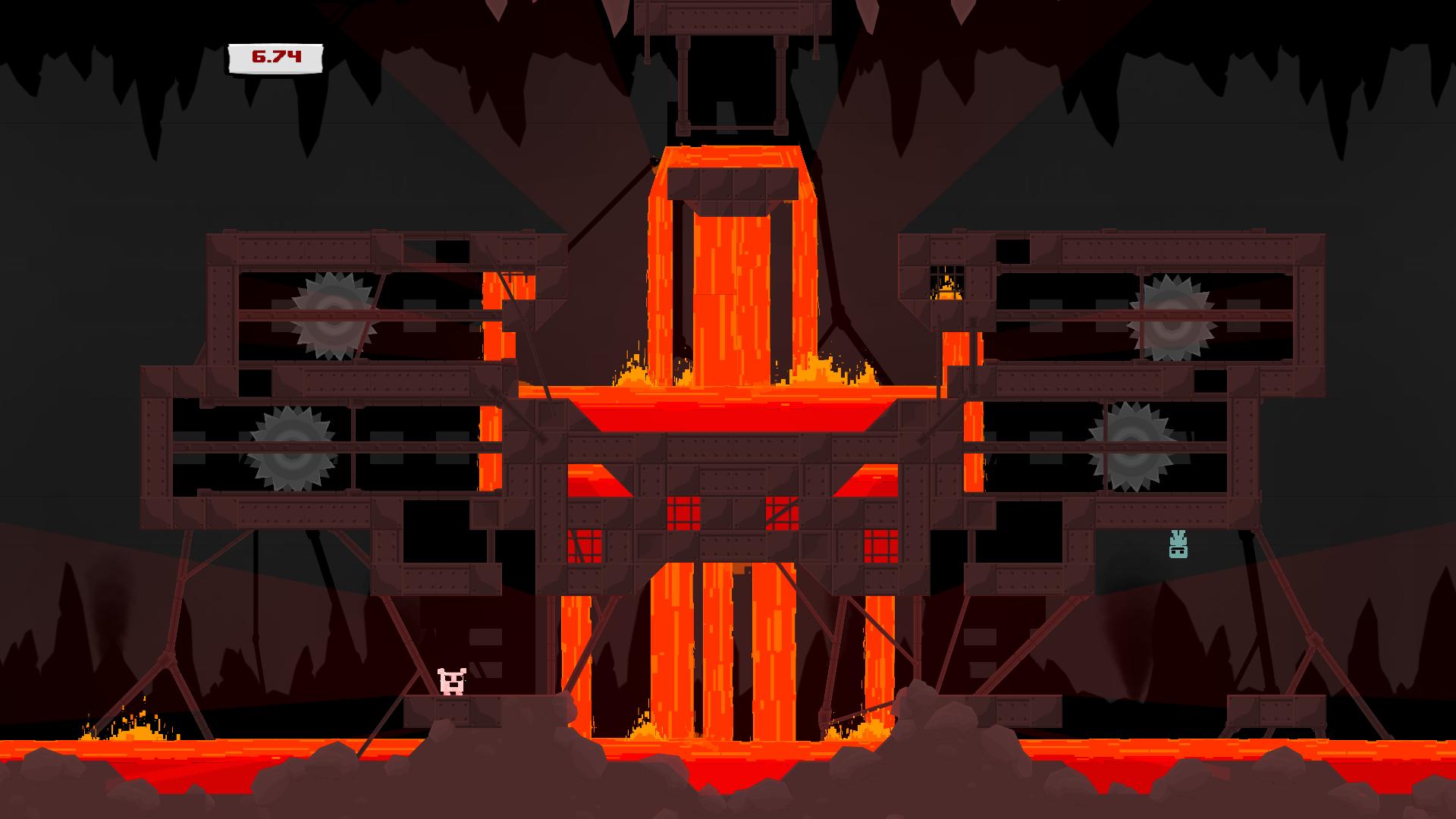 Скриншот №5 к Super Meat Boy