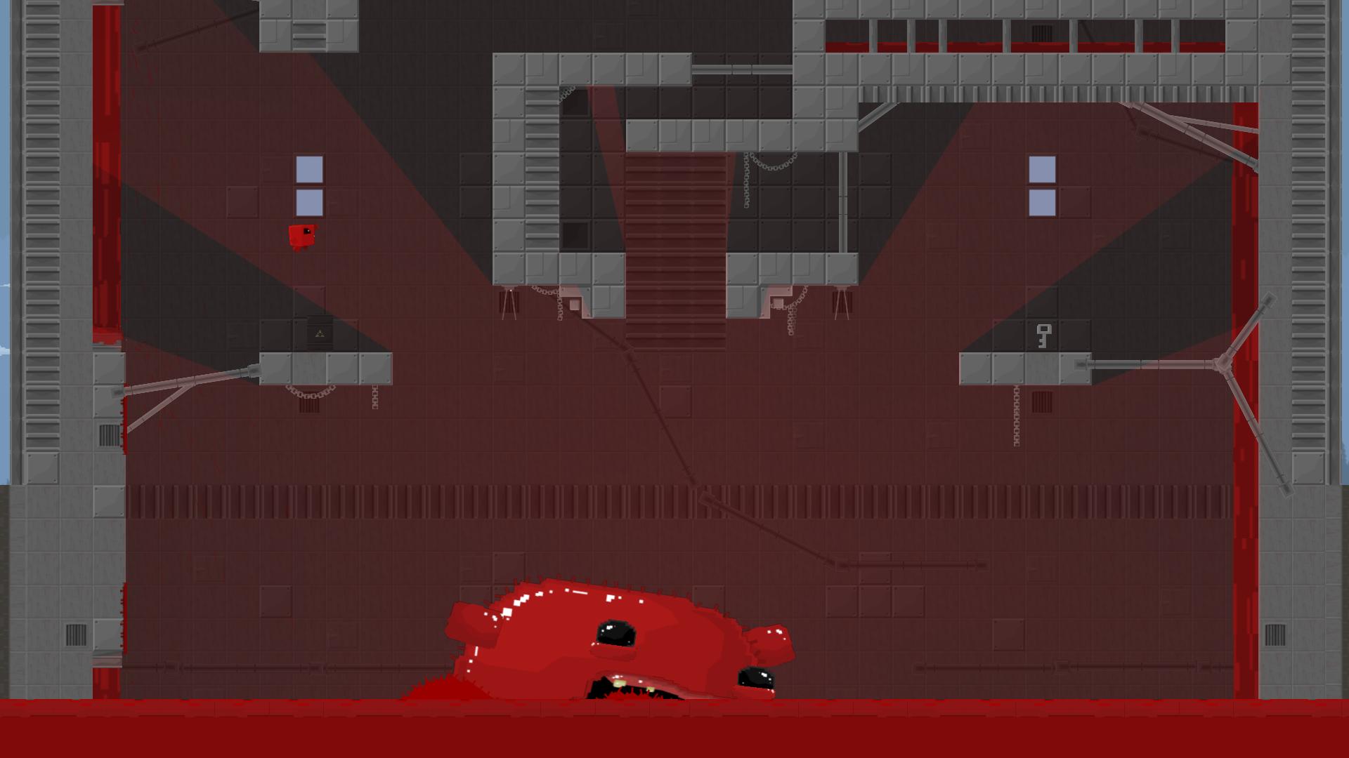 Скриншот №8 к Super Meat Boy