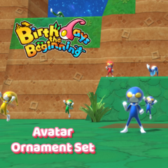 Avatar Ornament Set
