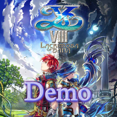 Ys VIII : Lacrimosa of DANA Demo