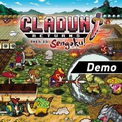 Cladun Returns : This Is Sengoku! Demo