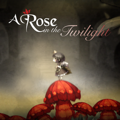A Rose in the Twilight PlayStation®Vita Theme 4