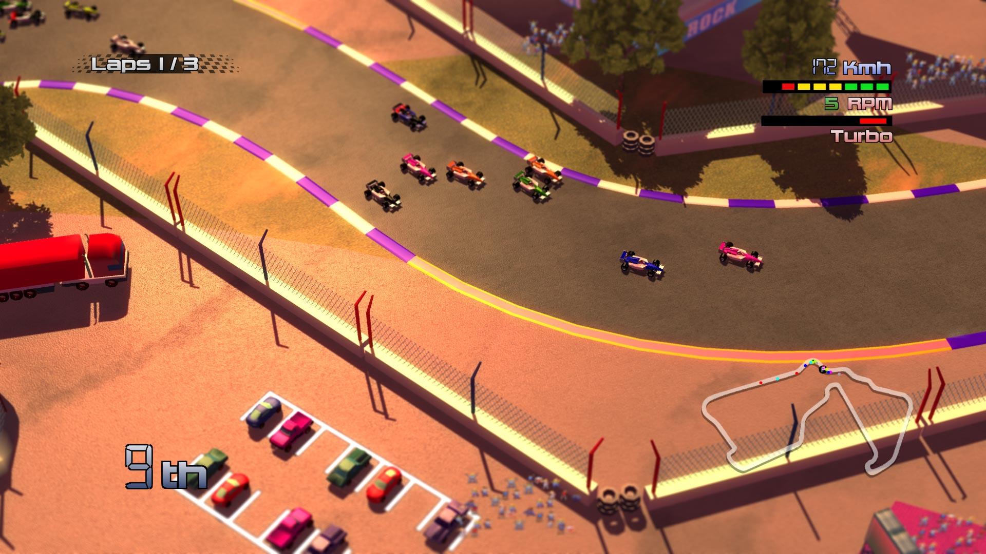 Скриншот №4 к Rock N Racing Bundle