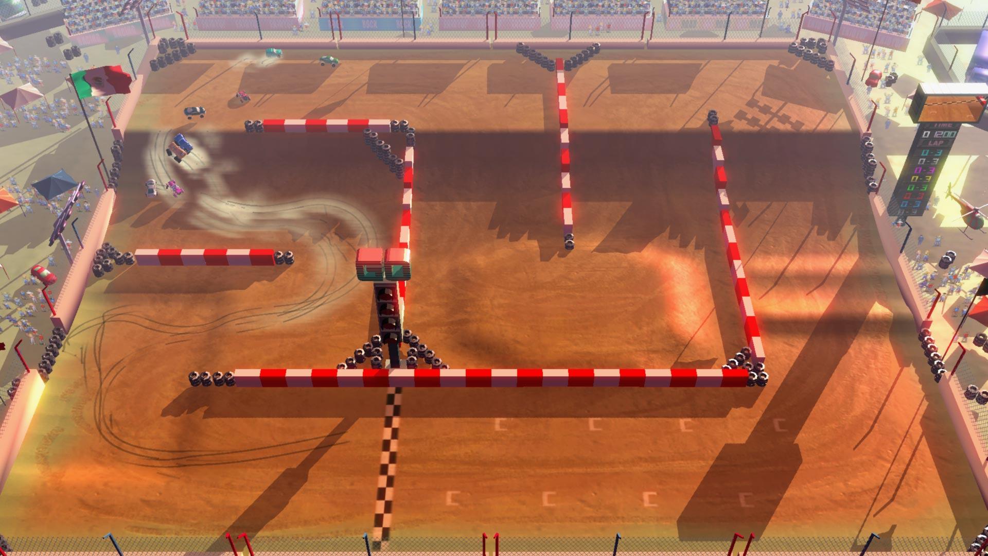 Скриншот №7 к Rock N Racing Bundle