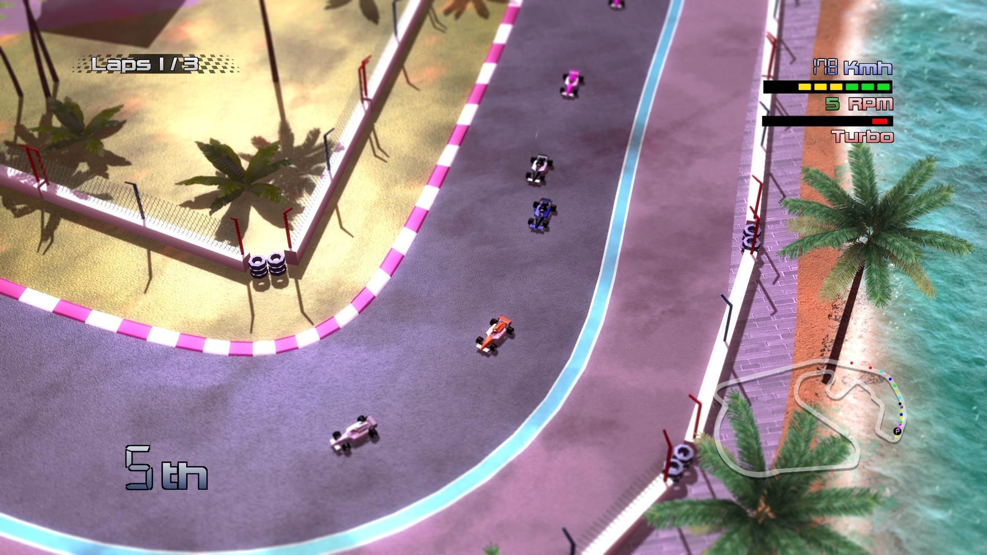 Скриншот №6 к Rock N Racing Bundle