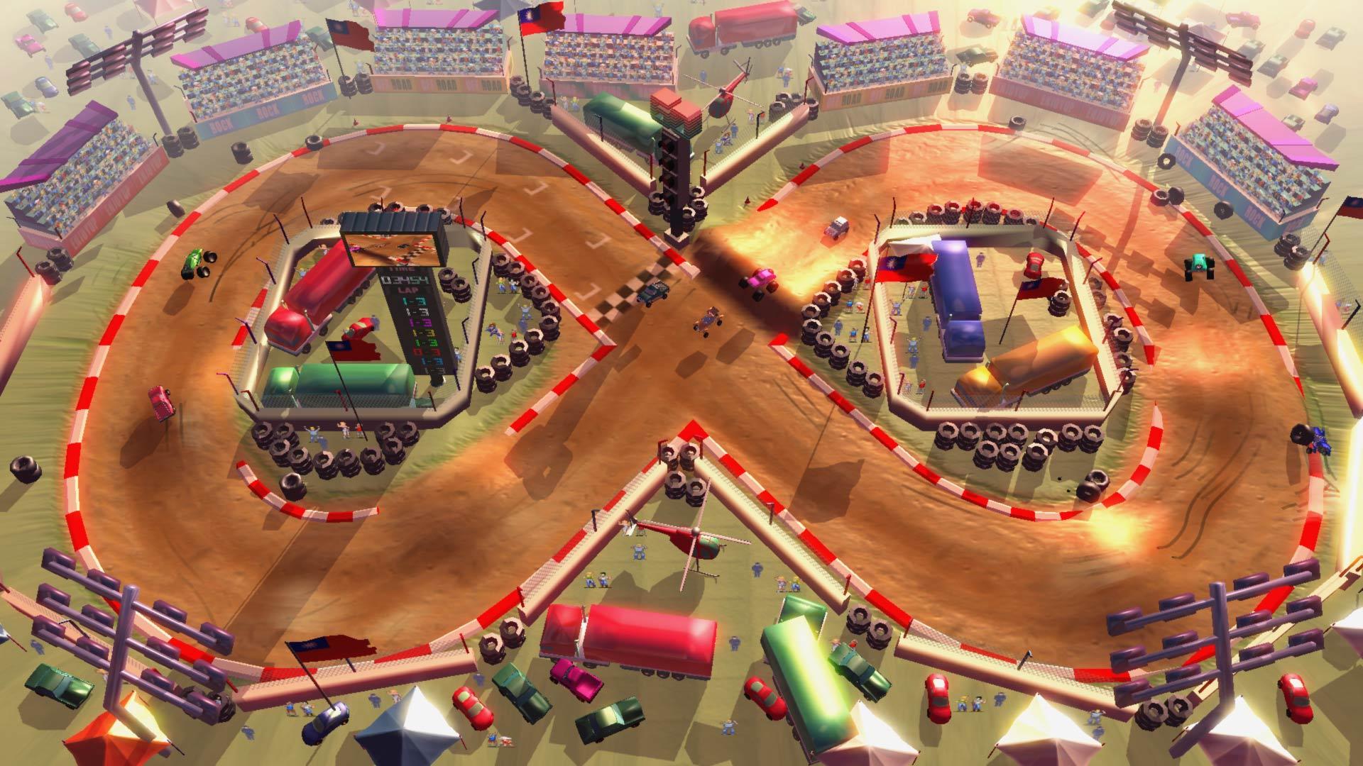 Скриншот №5 к Rock N Racing Bundle