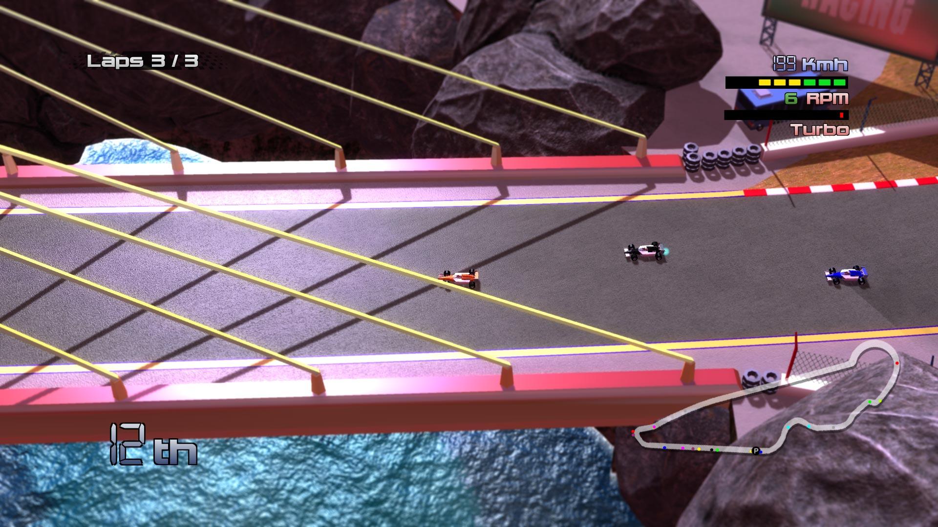 Скриншот №2 к Rock N Racing Bundle