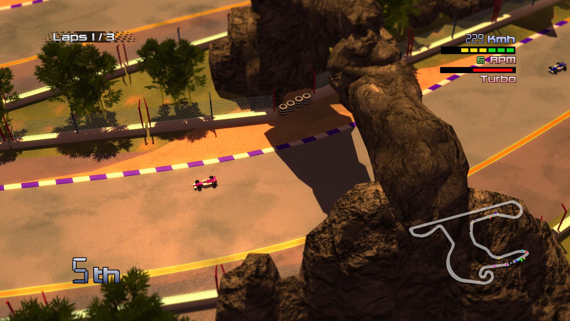 Скриншот №10 к Rock N Racing Bundle