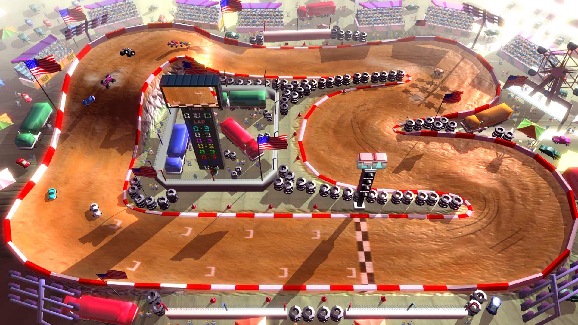 Скриншот №9 к Rock N Racing Bundle