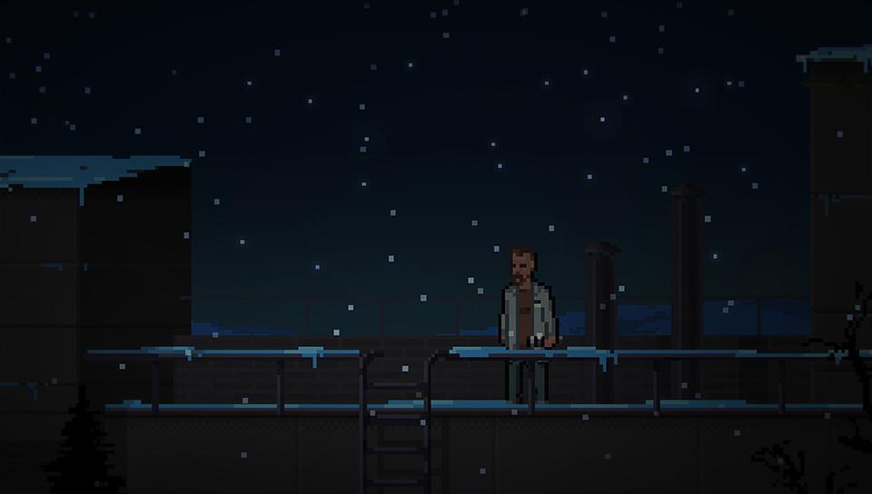 The Long Reach скриншот 4