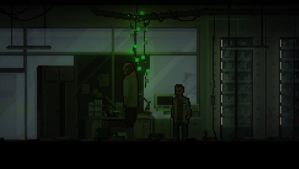 The Long Reach скриншот 2