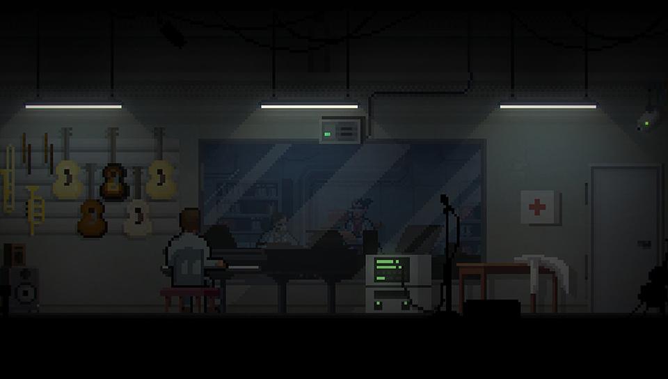 The Long Reach скриншот 1