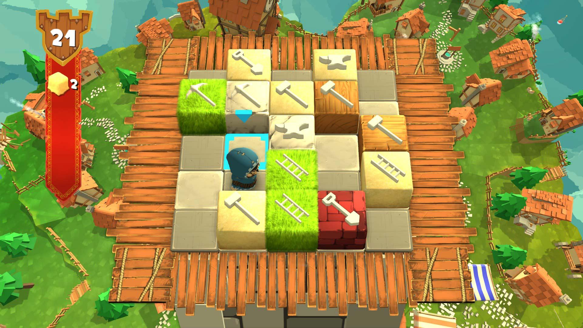 Скриншот №9 к Castles