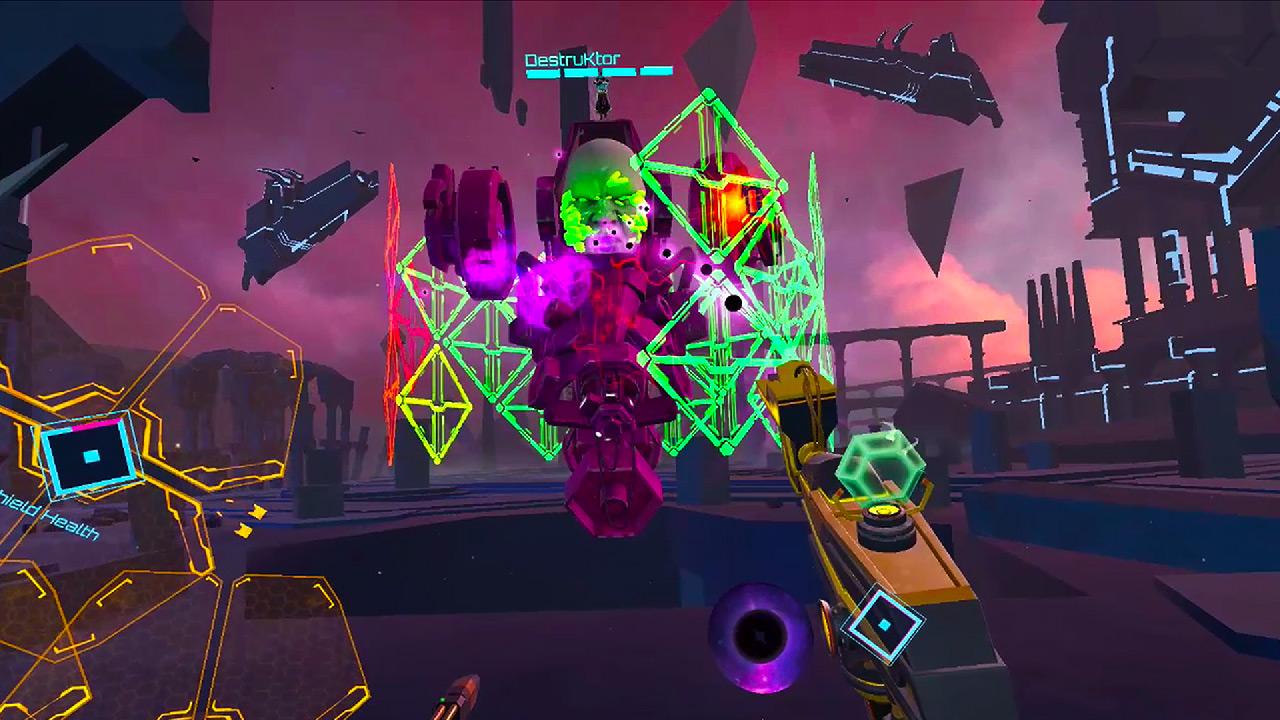 Скриншот №3 к Blasters of the Universe