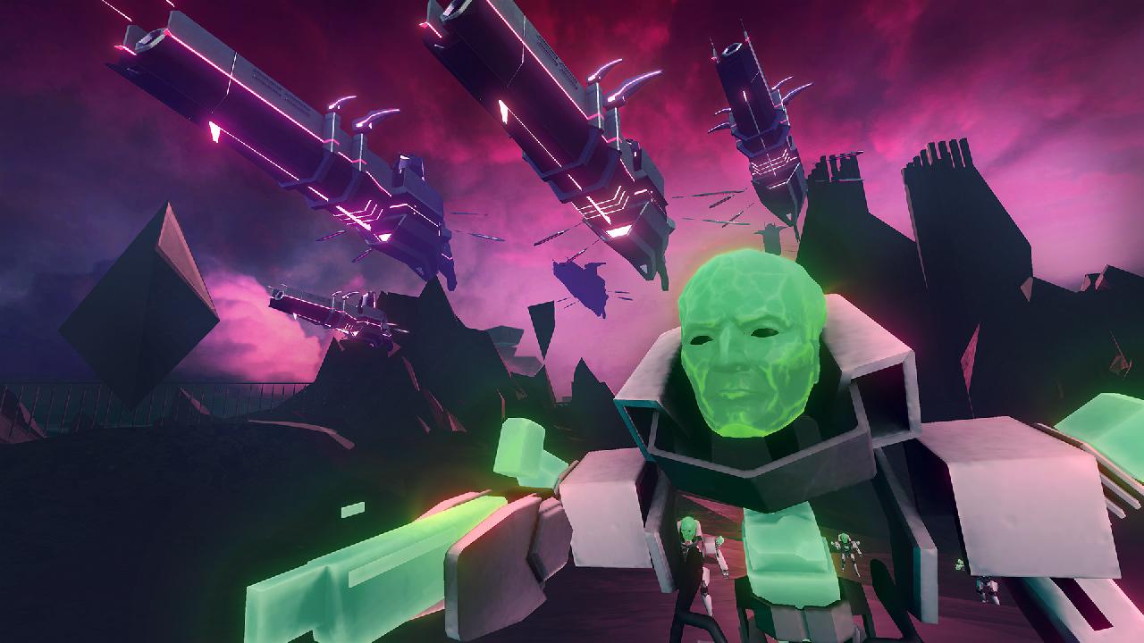 Скриншот №4 к Blasters of the Universe