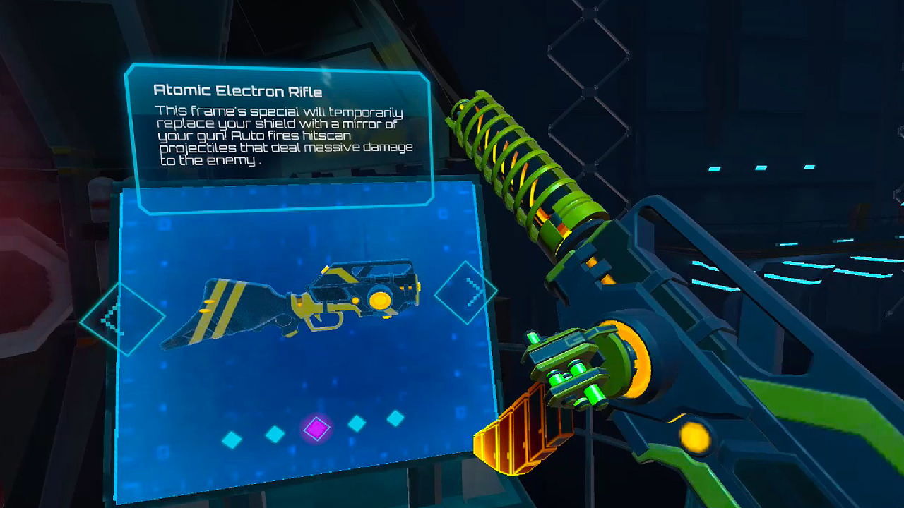 Скриншот №2 к Blasters of the Universe