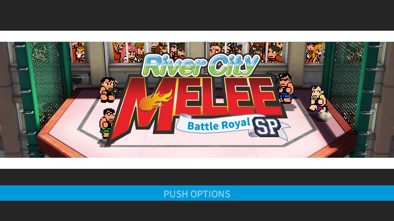 River City Melee: Battle Royal Special
