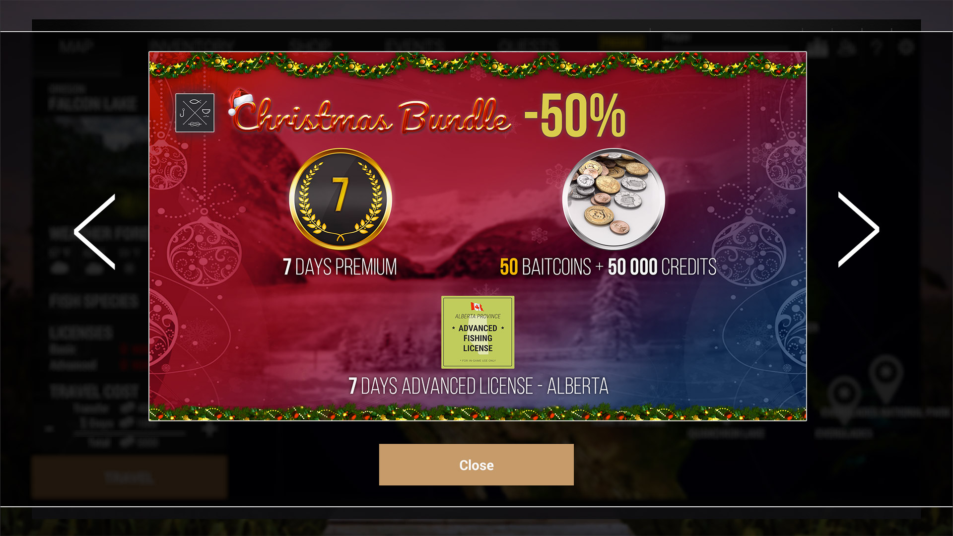 Fishing Planet: Christmas Bundle скриншот 1