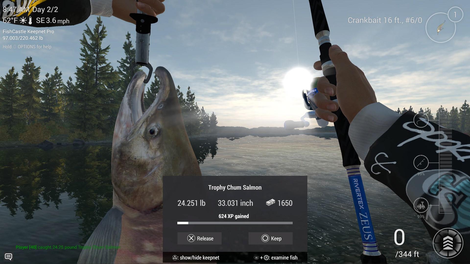 Скриншот №4 к FISHING PLANET