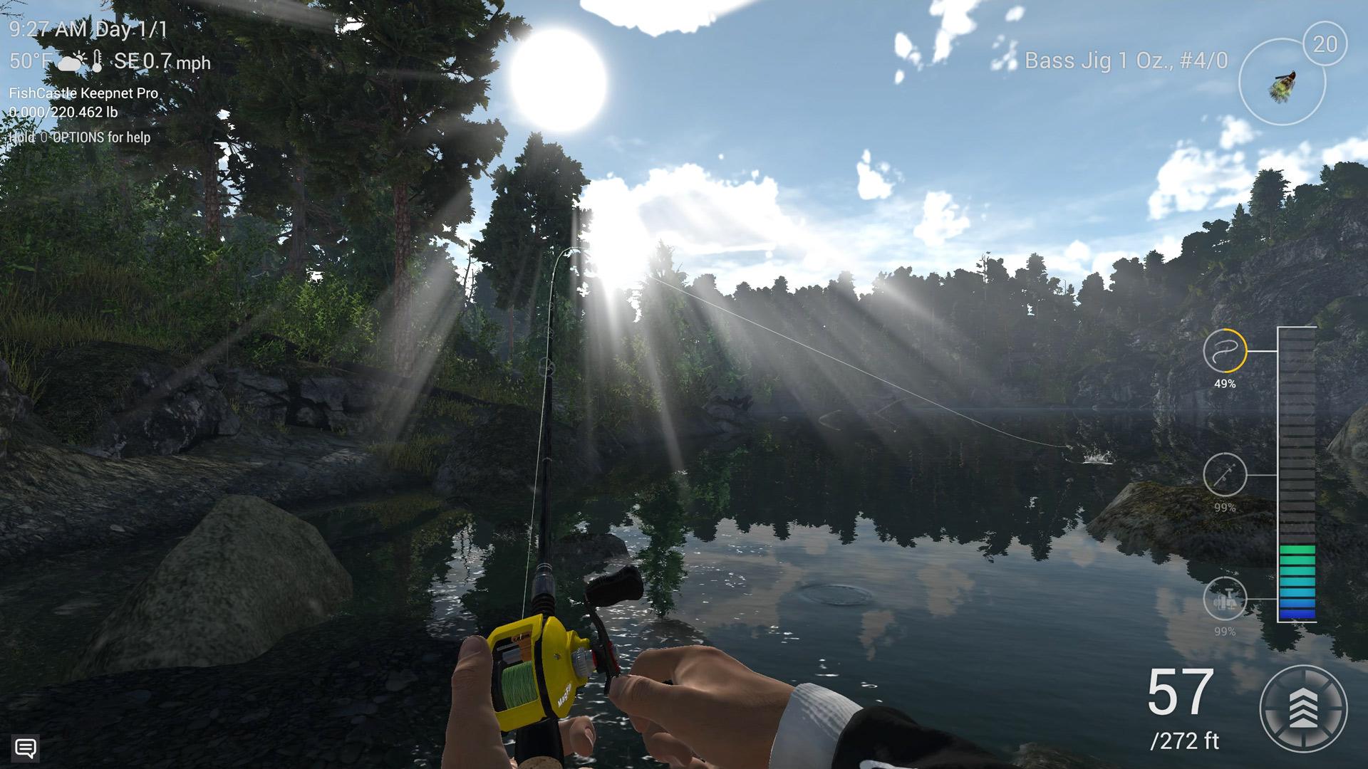 Скриншот №6 к FISHING PLANET