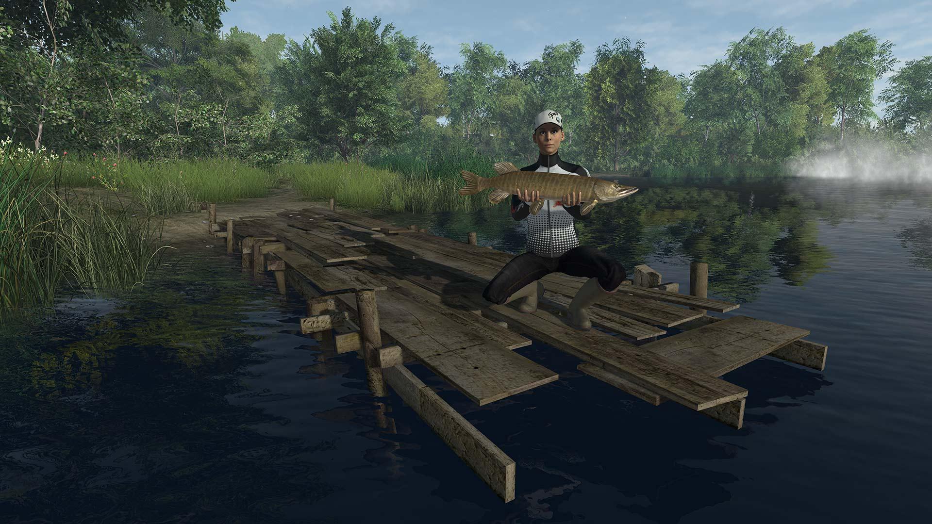 Скриншот №5 к FISHING PLANET