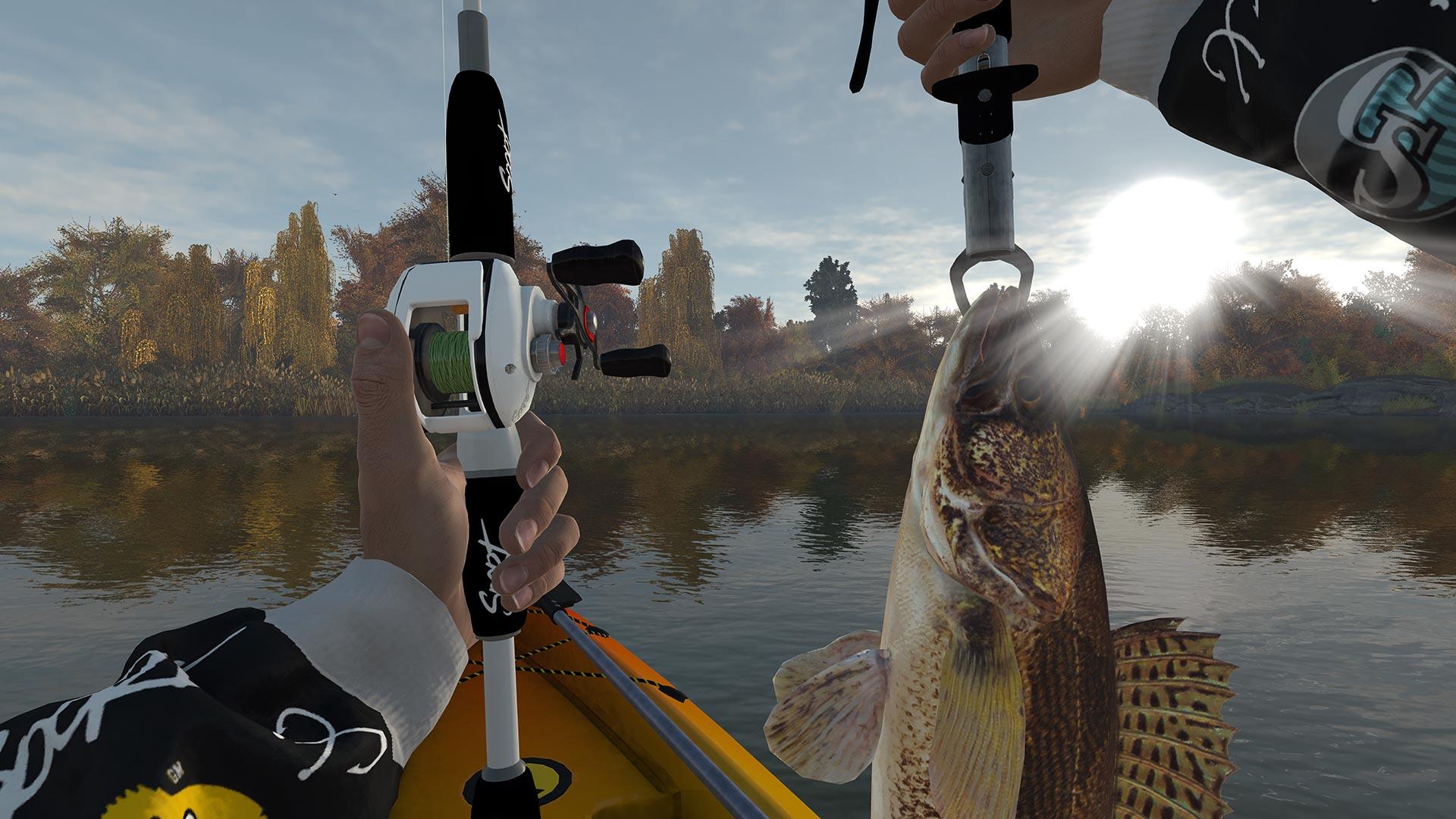 Скриншот №3 к FISHING PLANET