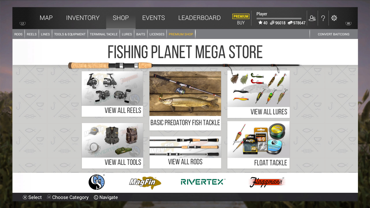 Fishing planet en ps4 playstation store oficial espa a for Fishing planet ps4
