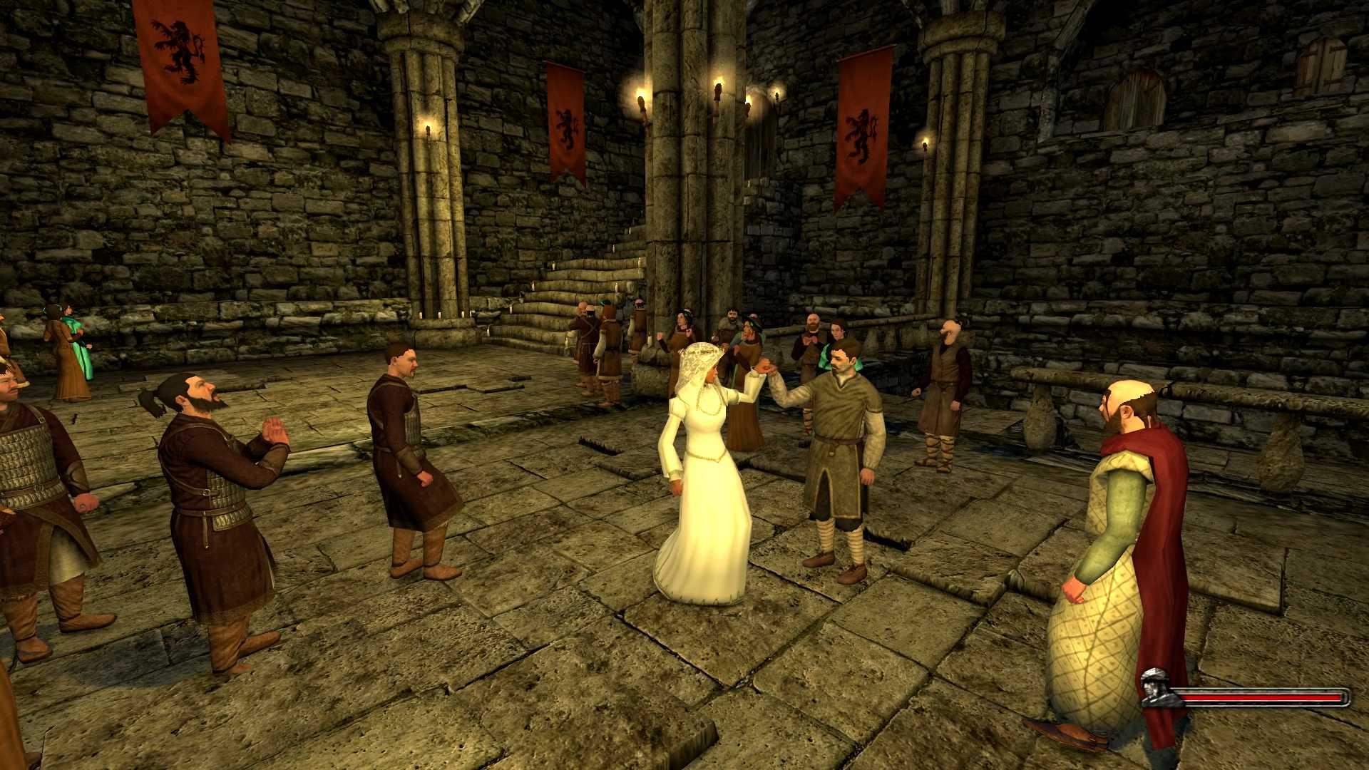 Скриншот №4 к Mount and Blade Warband