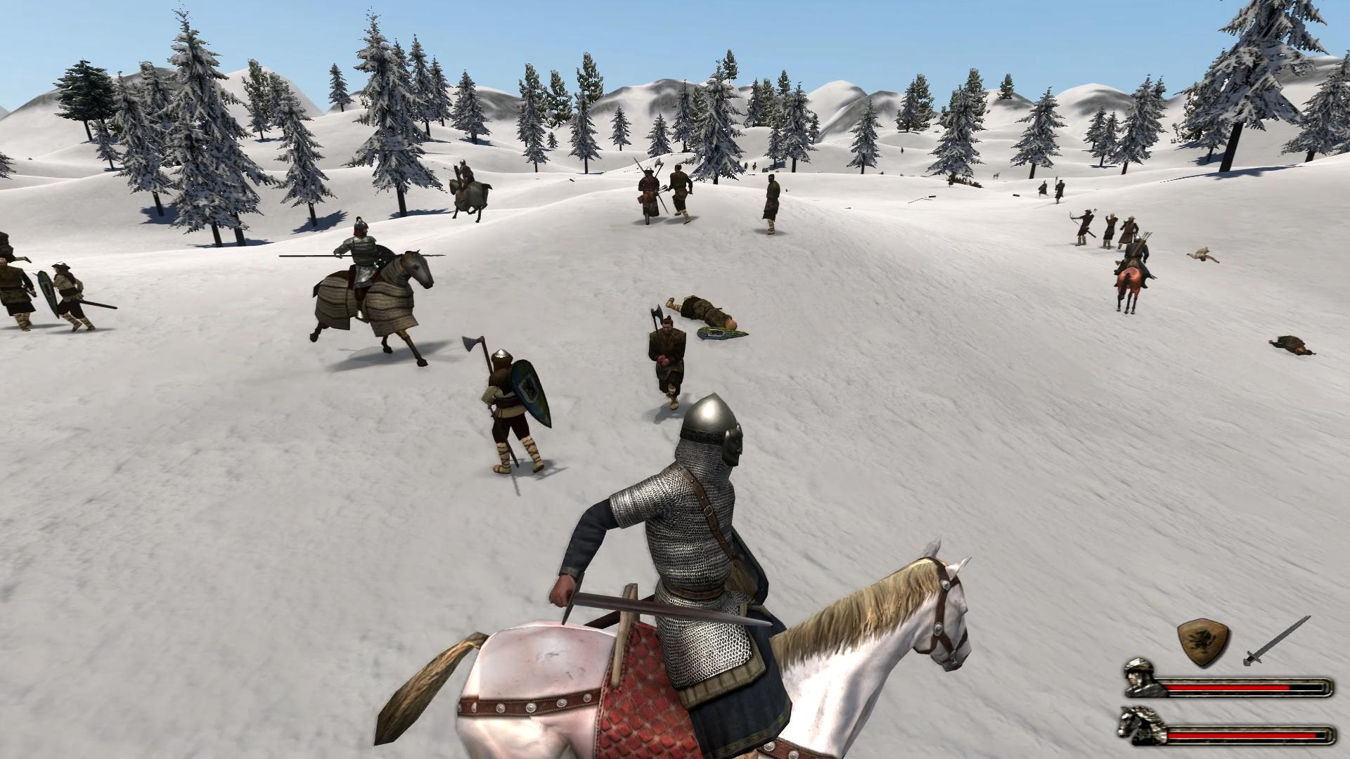 Скриншот №5 к Mount and Blade Warband