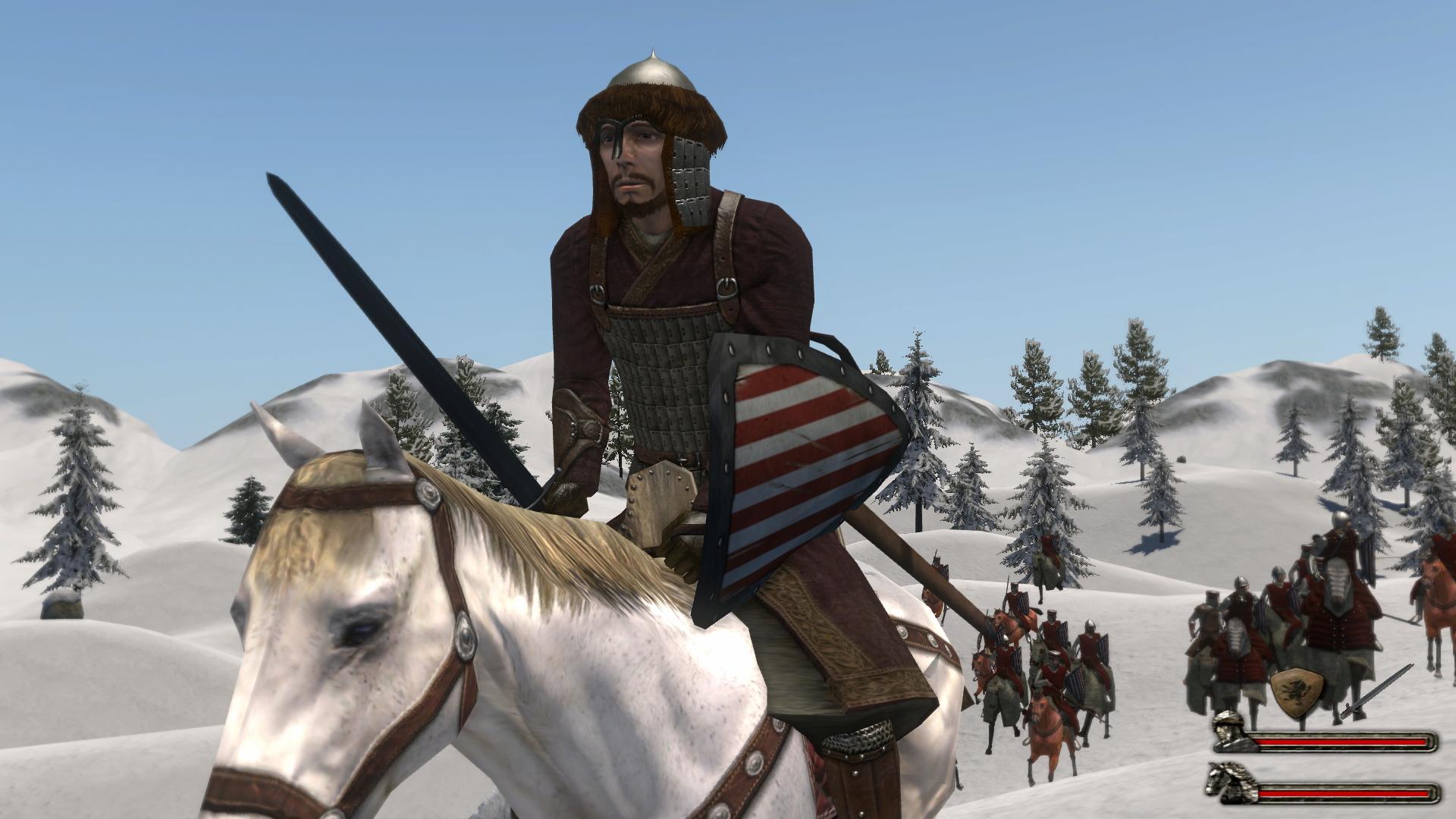 Скриншот №10 к Mount and Blade Warband