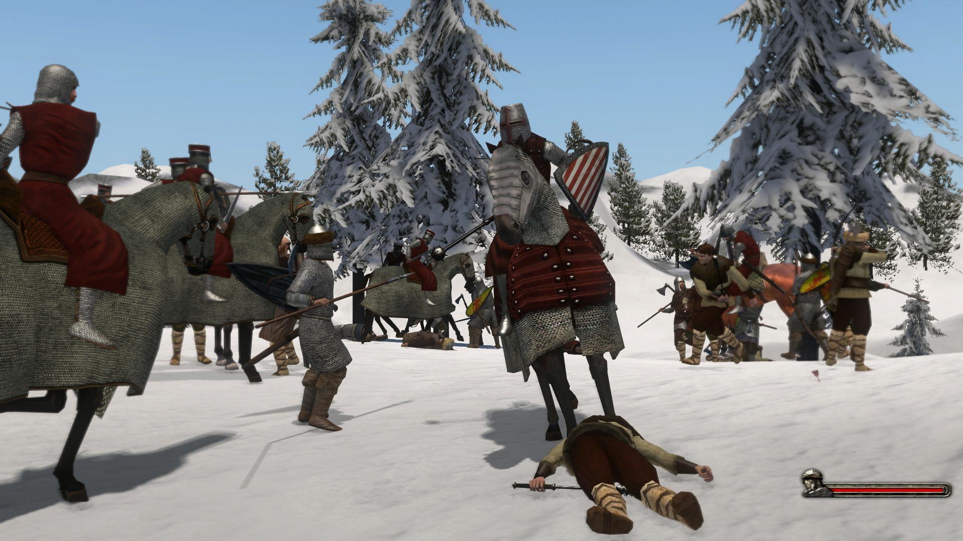 Скриншот №6 к Mount and Blade Warband