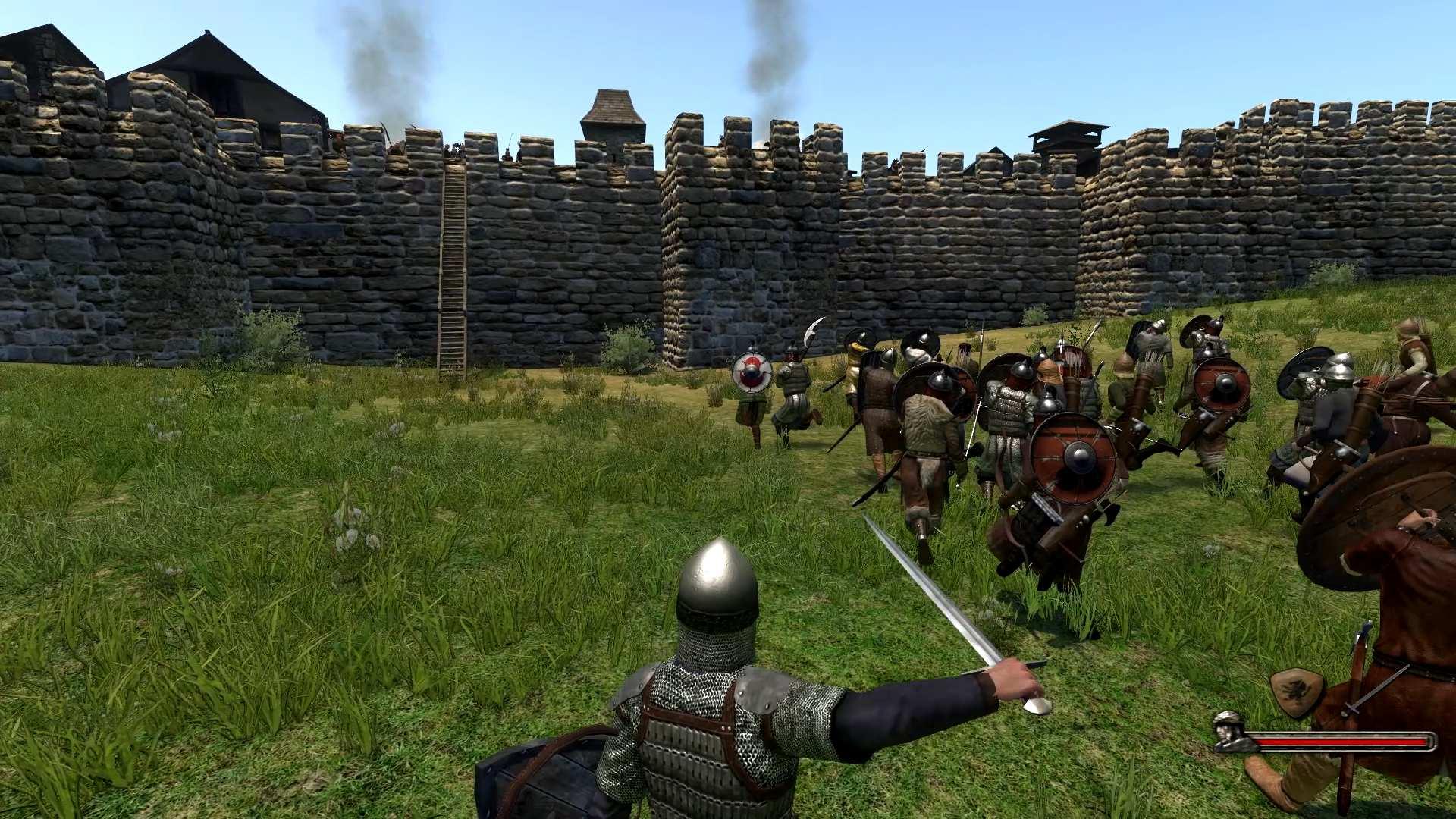 Скриншот №1 к Mount and Blade Warband