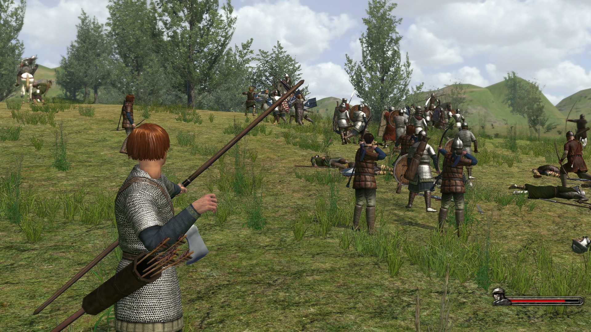 Скриншот №9 к Mount and Blade Warband