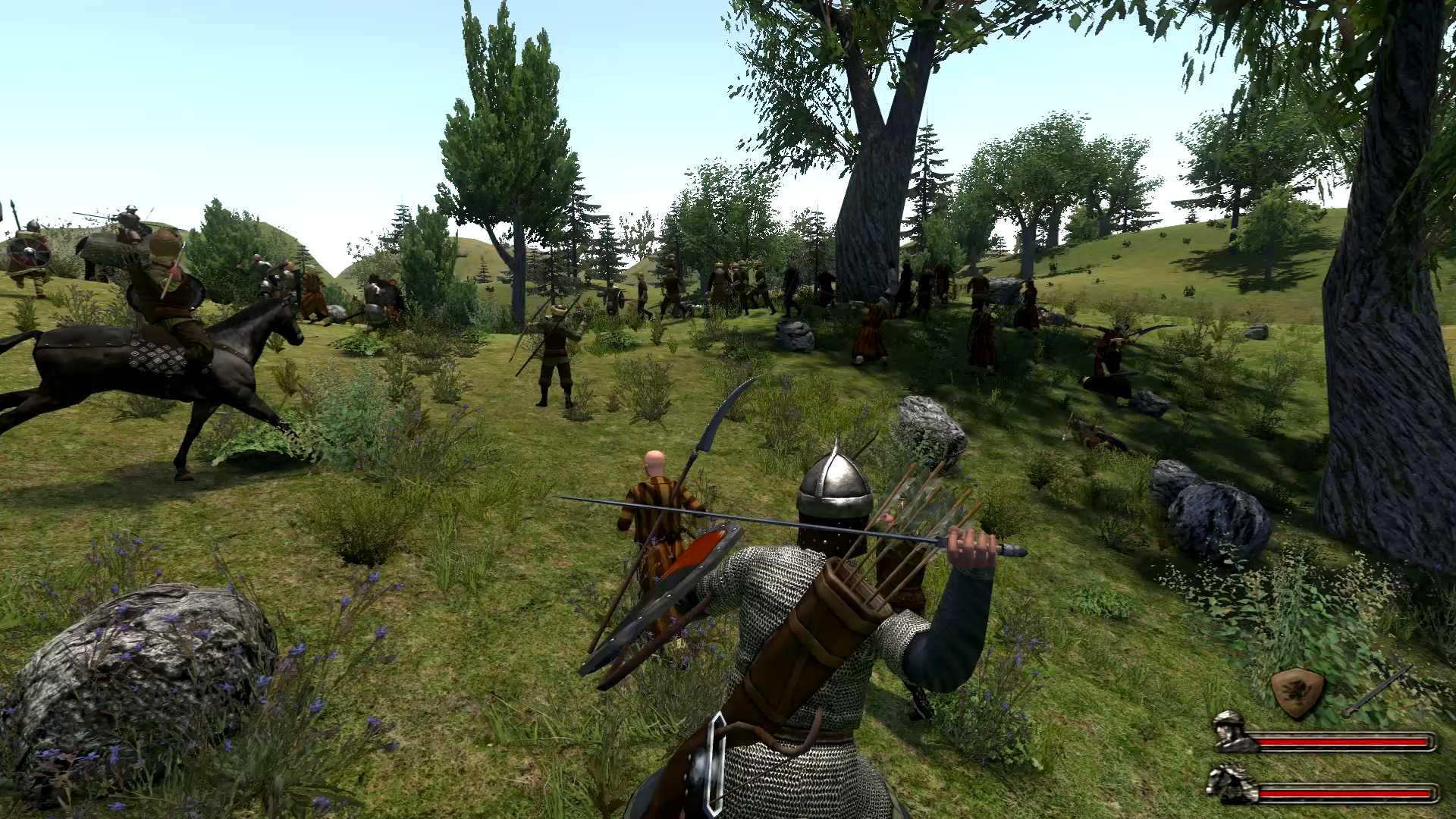 Скриншот №3 к Mount and Blade Warband