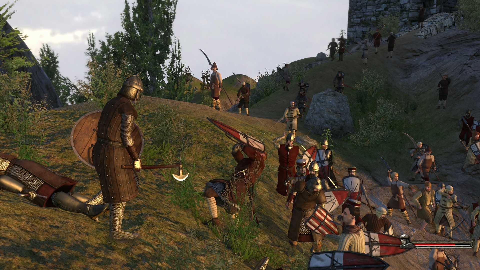 Скриншот №7 к Mount and Blade Warband