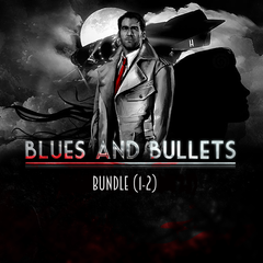 Blues and Bullets - ep. 1 & 2 Bundle