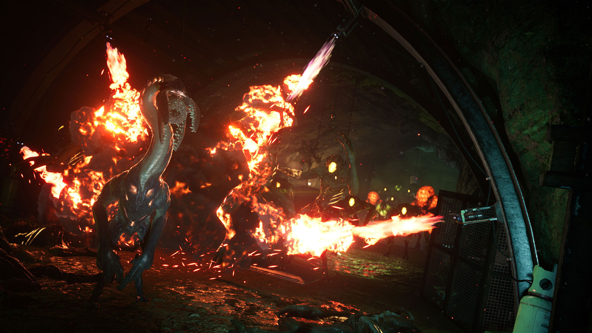 Earthfall скриншот 2